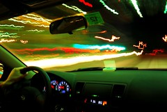 EZ-Pass is so EZ (Ben McLeod) Tags: longexposure driving flickrimportr tollbooth ezpass sigma1224mmf4556dg