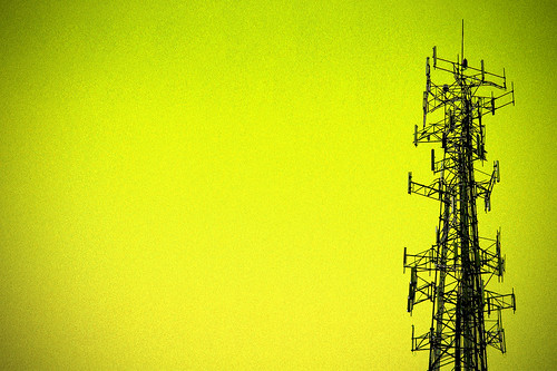Antena para la banda ancha móvil