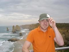 Greg and the apostles (natalietullio) Tags: australia 12 apostles