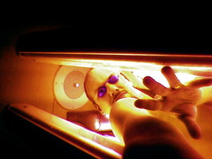 Boob In A Tube (CJ Sorg) Tags: sun booth tube tan cj suntan boob sorg tanning ib