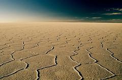Some more salt? (nicointhebus (nicolas monnot)) Tags: travel 2002 travelling southamerica desert salt bolivia huge salar altiplano uyuni topf45 topv300 bluelist artlibre