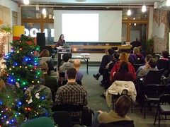 NetSquared Meetup: Better Data Visualization Using Excel (Cosmo Canuck) Tags: net2 net2van h