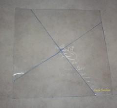 molde de acetato com  risco e tabela (Carla Cordeiro) Tags: pap passoapasso papdanadosquadrados aulinhasdacarla papcarlacordeiro