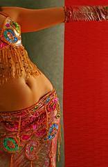 half a belly dance (tango 48) Tags: dance dancer belly bellydance trinkets