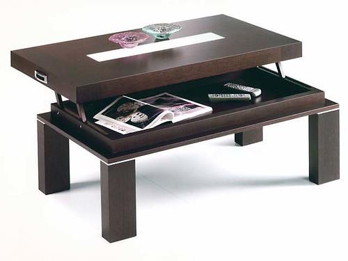 Que mesa de centro elegir para casa el rinc n de mila - Centro de mesa para salon ...
