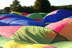Step 4b - Inflation continues (cold air) (Travis' Photography) Tags: awesome balloonride airventures