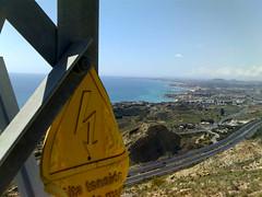 Alicante_tower (DeFerrol) Tags: tower power line alicante alta tension eletricity