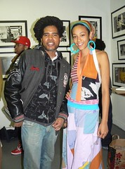 Deka Don & Tuf Gal (MVMT) Tags: urban newyork brooklyn photography exhibit jamelshabazz akintolahanif dopeswan harrietsalterego parallelmvmt