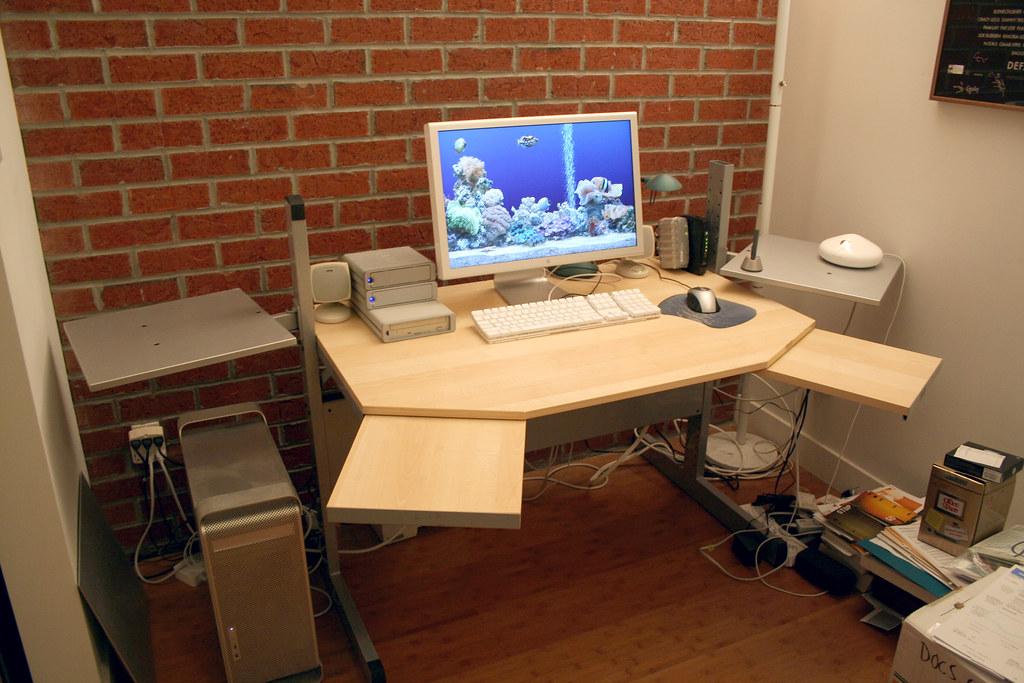 Schreibtisch selber bauen ikea show