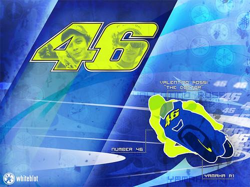 valentino rossi 46 logo. 46 - Valentino Rossi