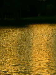 (Daniel Pascoal) Tags: sunset pordosol lake water água lago gold golden dourado danielpg public