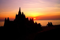 sandcastle (totomai) Tags: sunset summer vacation hot beach silhouette relax island paradise philippines heat blogged boracay sandcastle cy2 challengeyouwinner abigfave anawesomeshot impressedbeauty superaplus aplusphoto superbmasterpiece beyondexcellence diamondclassphotographer flickrdiamond pkchallenge