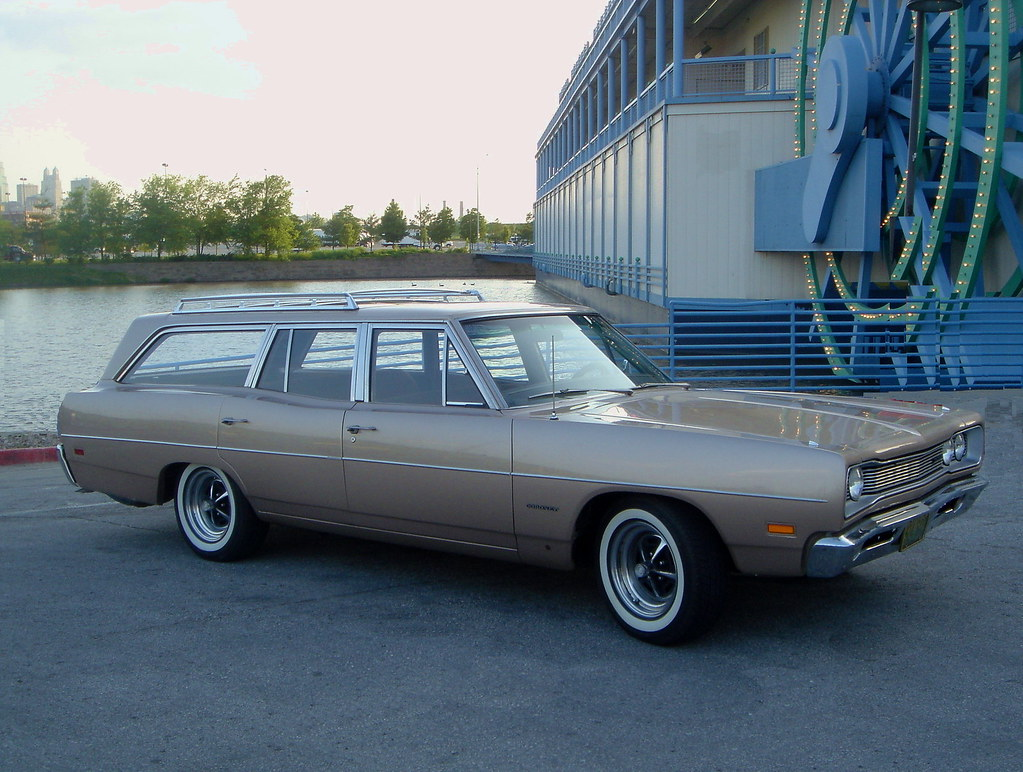 1969 Dodge Coronet Wagon 059A1
