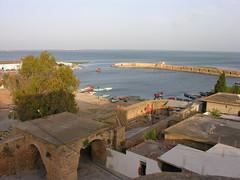 Vue du vieux port