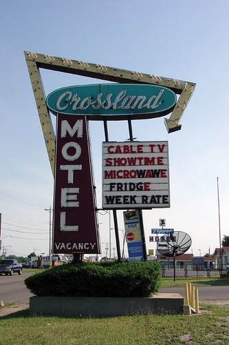 Crossland Motel - Bowling Green, Kentucky