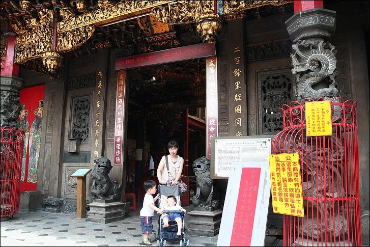 新竹玻璃博物館、城隍廟26