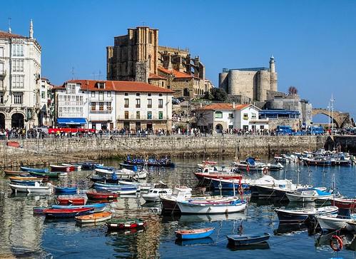 Castro Urdiales, Cantabria.