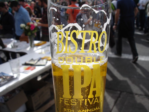 The Bistro's Double IPA Festival