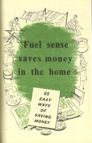 Fuel Sense, cover
