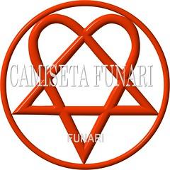 simbolo gotico coracao diagrama