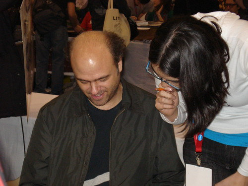 30 Rock's Scott Adsit