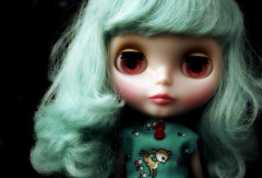 5/52 of weeks of blythe