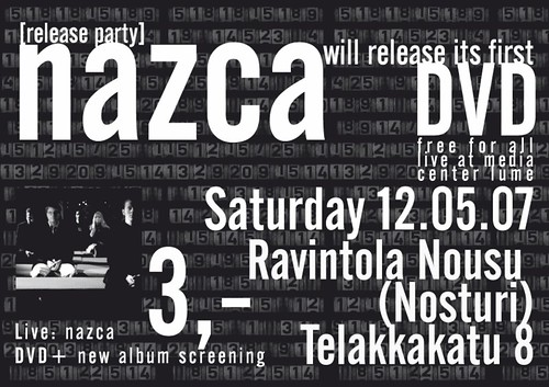 Free for All DVD Release Party Flier