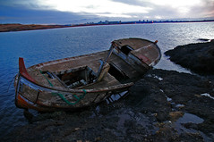 The broken ship (IvarPeturs) Tags: iceland
