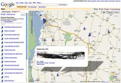 Google: My Maps: Vermont Panoramics