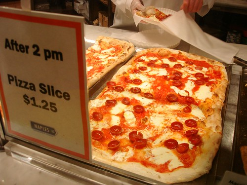 Pepperoni Pizza @ Naples 45, Midtown NYC
