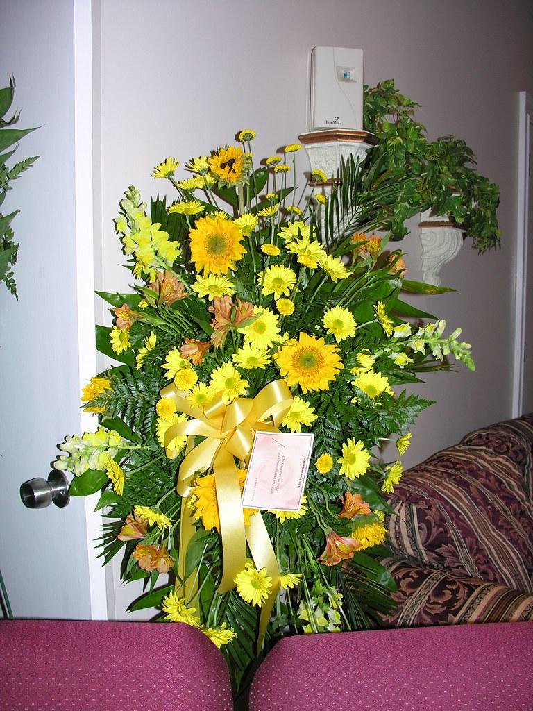 Flowers for Rosalie