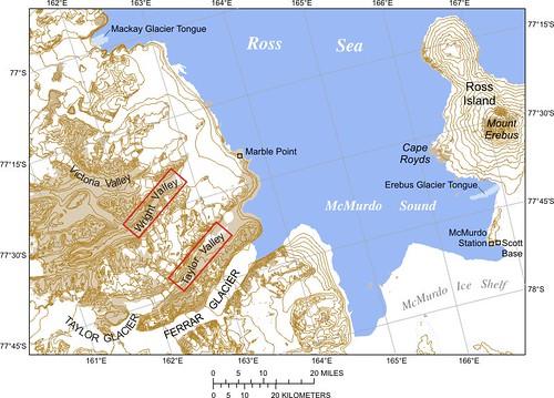 453498394 f7908070cf Dry Valleys of Antarctica