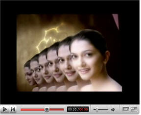 Introducing via YouTube,Unilever's Fair and Lovely skin lightener products ...
