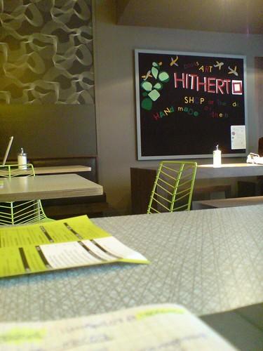 Tinderbox interior