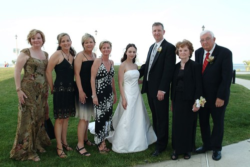 Danielle bousquet wedding
