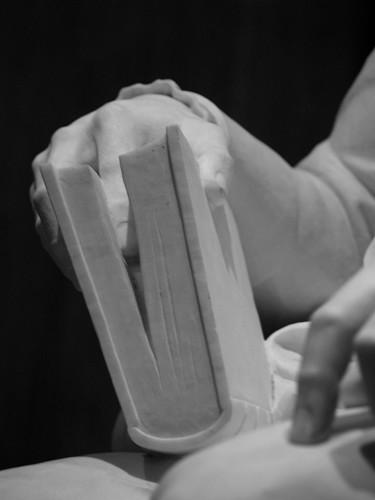 Book by sculptor Walter Kirtland Hancock
