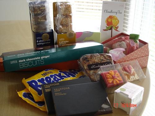 Abundance Of Goodies From London
