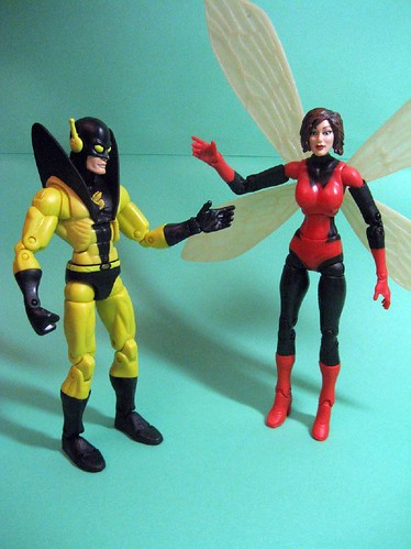 Yellowjacket and Wasp