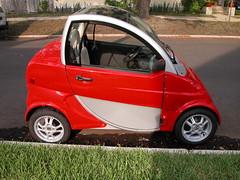 Kurrent electric car (Urban Jacksonville) Tags: car electric jacksonville springfield eco srg kurrent