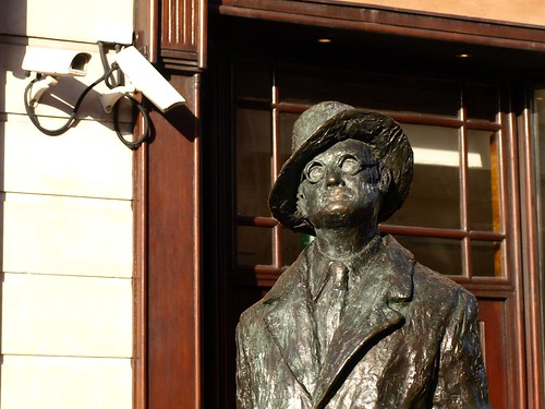 Trau keinem, auch nicht James Joyce
