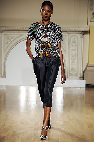 Duro Olowu Spring 2009 Collection