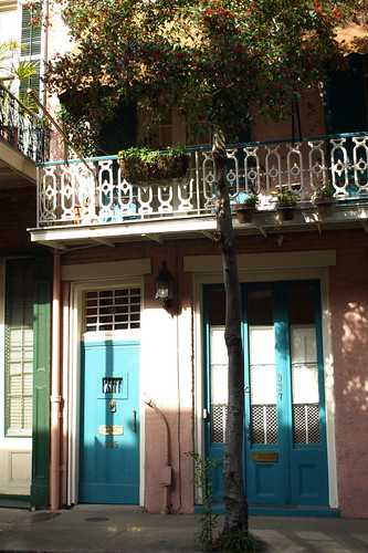 in the french quarter
