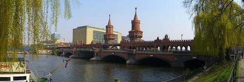 Oberbaumbrücke I Pano