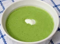 Creamy Pea Soup