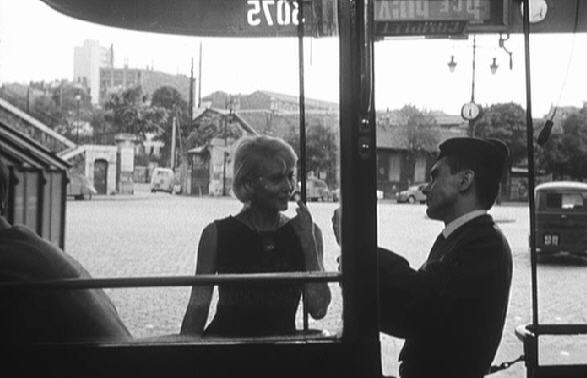 Cleo from 5 to 7, Cleo and Antoine