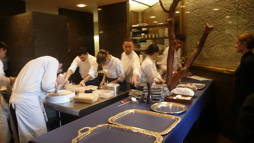De keuken van El Bulli