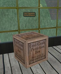 Grid Crash Protection Box