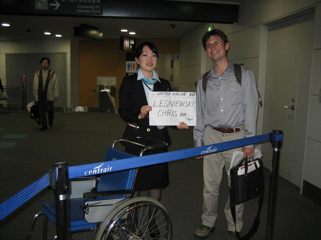 Wheelchairs galore!