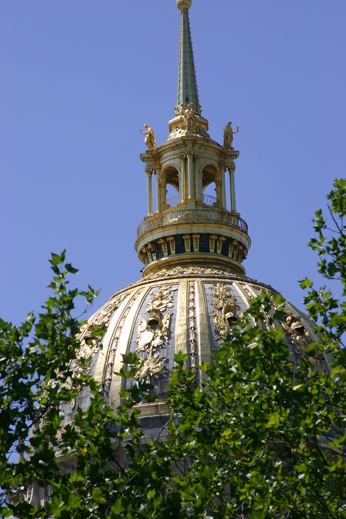 Les Invalides' Dome