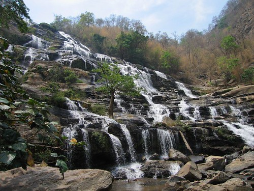 Mae Ya Waterfall in Doi Inthanon